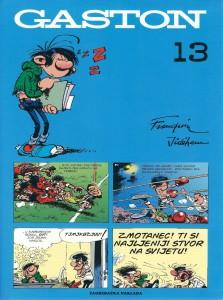 12 Gaston 13