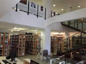 Novi prostor knjižnice