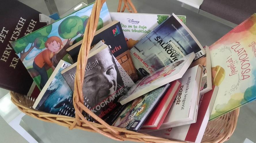 Knjižnica sutra daruje knjigu svima koji se upišu ili obnove članstvo