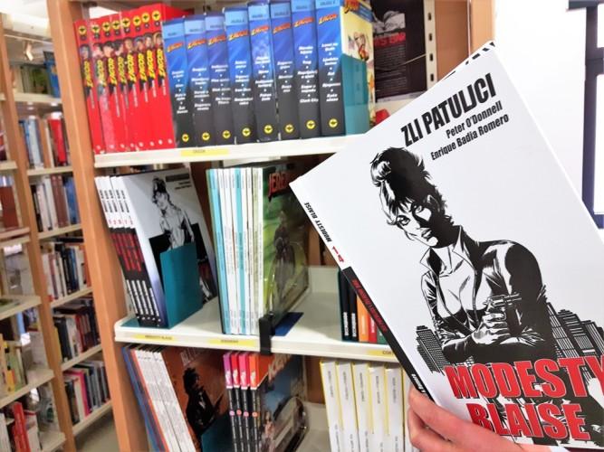 Upoznajte u knjižnici devetu umjetnost – strip