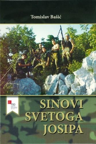"""Predstavljanje knjige Tomislava Bašića """"Sinovi svetoga Josipa"""""""