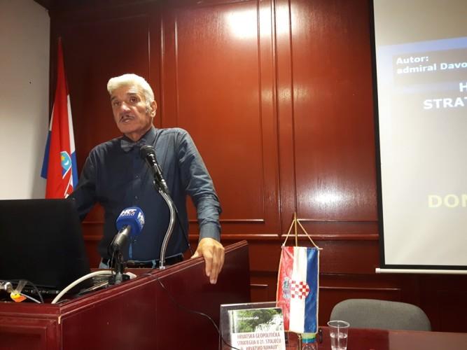 Domazet Lošo: Hrvatska mora imati vlastitu geopolitiku
