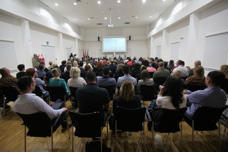 Održana promocija knjige 2025 godina grada Knina