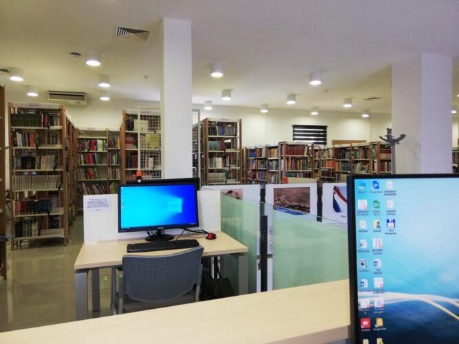 Kninska knjižnica kroz EU projekt nabavila novu računalnu opremu za korisnike