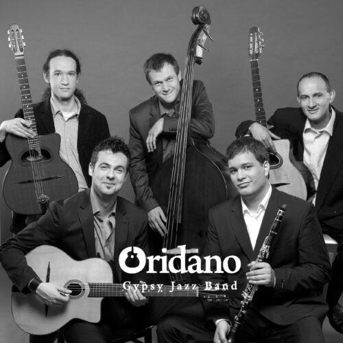 Prvi put koncert na sjevernom dijelu tvrđave: Oridano Gipsy jazz Band