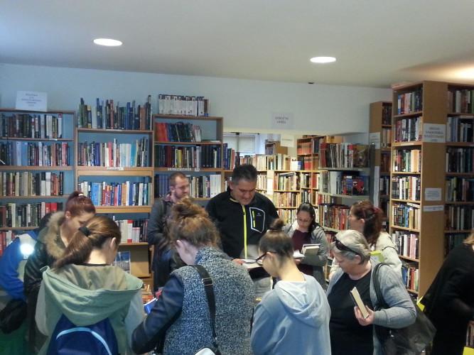 U ponedjeljak u knjižnici kreće prodaja oko 900 knjiga iz otpisa