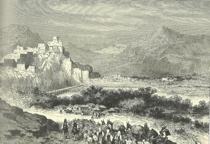 Crtice iz povijesti: Kako je 1875. urednik Le Mondea u Kninu doživio tajnoviti noćni napad