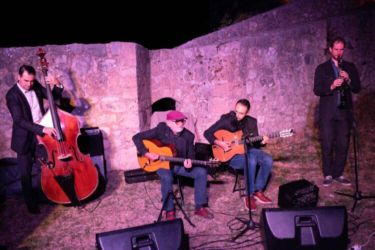 Jazz večer na tvrđavi za pamćenje