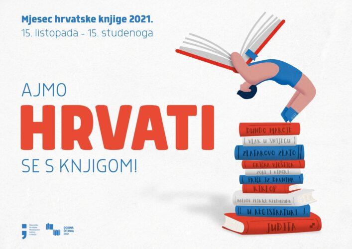 Započinje Mjesec hrvatske knjige: U kninsku knjižnicu u petak dolazi Jasen Boko